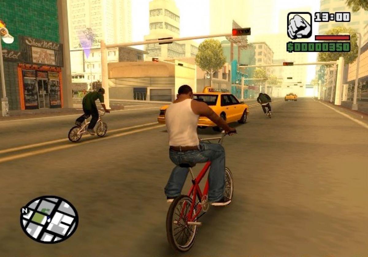 خطرات بازی GTA
